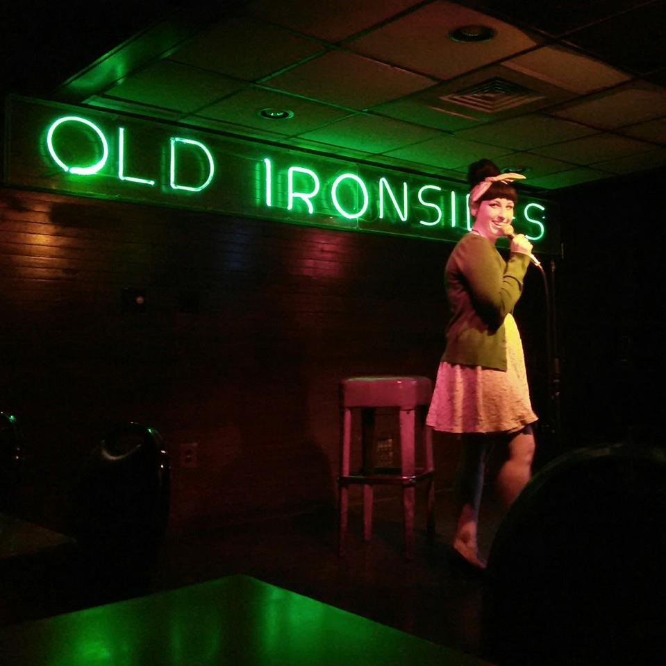 Jaclyn Weiand at Old Ironsides in Sacramento