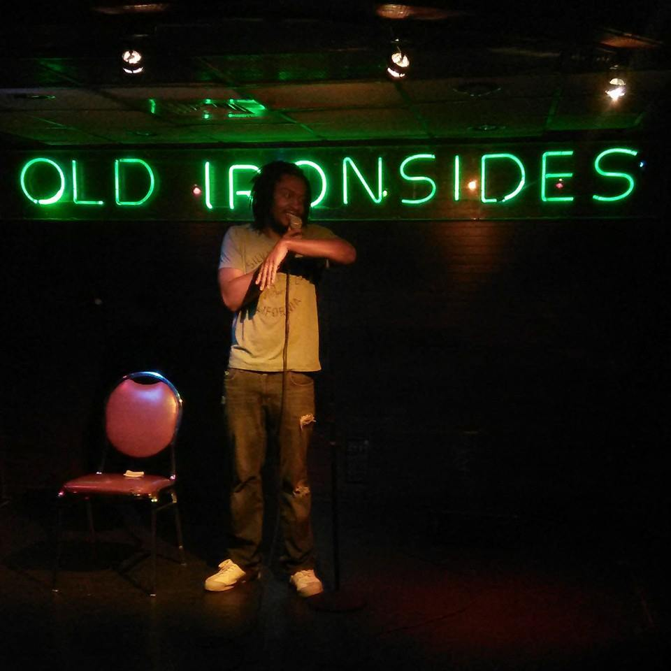 Javon Whitlock at Old Ironsides in Sacramento